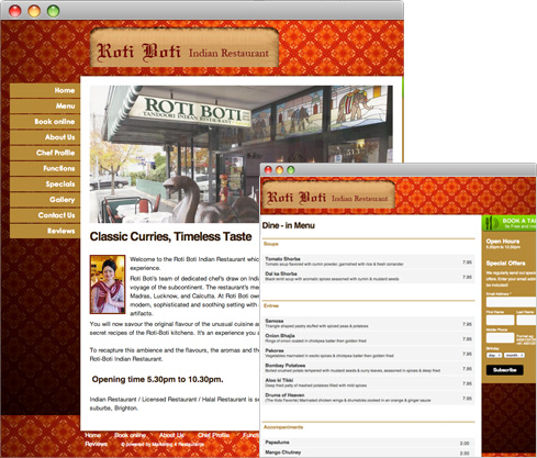 Restaurant Web Design Restaurant Reservation System Table - Table reservation in restaurant